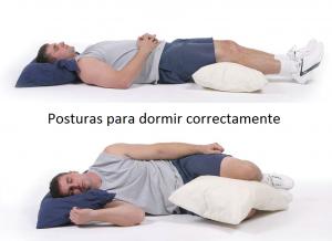 salud postural dormir
